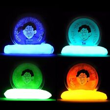 "Crazy Aaron's Thinking Putty Glow (Aura, Ion, Krypton, Amber) 4 PACK 2"" tin Mini"