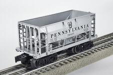 Lot 4001 Lionel silbererz Entonnoir Voiture (Pennsylvanie Silver Ore HOPPER CAR)