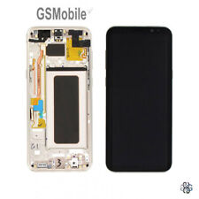 Display Pantalla LCD Touch Schermo Samsung Galaxy S8 Plus G955F Dorado Original