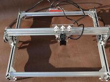 ASSEMBLED and NO VAT 5500MW 5.5W Mini Desktop Laser Engraving Machine 50X65CM