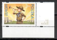 Polen 2007 EUROPA postfrisch