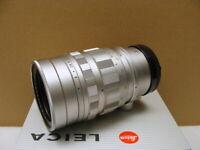 "Leitz Canada - Leica Summicron- M 1:2/90mm silber ""Lichtstarkes Lens"" - RAR!"