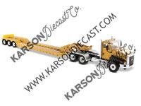 CAT CT660 Day Cab & XL120 HDG Lowboy Trailer 1:50 Model Diecast Masters 85503C*