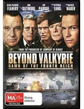 Beyond Valkyrie - Dawn Of The Fourth Reich (DVD, 2016)