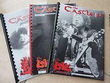 Arthur Lee & Love.The Castle fanzine x 9 issues.