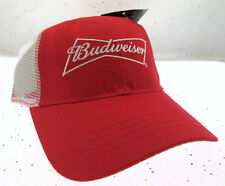 Infinity Budweiser Cap Headwear Hat Net Vent Back
