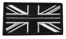 Thin Grey Line HMP Prison Officer Service Union Jack Badge Patch Small HMP TRF