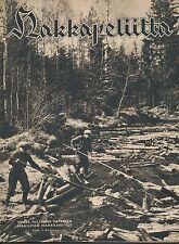 Finland Wartime Magazine Hakkapeliitta 1943 #20 - WWII -