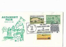 Altamont Fair cover posted 1986  Altamont, New York