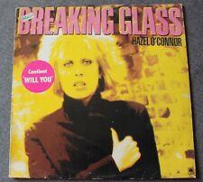 Hazel O'Connor, breaking glass, LP - 33 tours