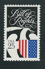 Scott  #2421... 25 Cent.... Bill of Rights...15 Stamps