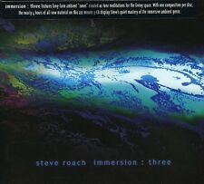 Steve Roach - Immersion: Three [New CD] Digipack Packaging
