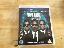 MEN IN BLACK 3 BLU-RAY + BLU-RAY 3 D