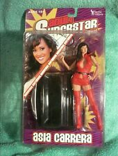 Adult Superstars figure | ASIA CARRERA in RED | Plastic Fantasy