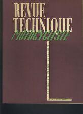 (12A)REVUE TECHNIQUE MOTO SCOOTER BERNARDET / DKW / Moteur 2 temps motocyclette