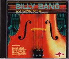 Billy Bang - Outline No. 12 - CD (Charly CDGR 256 1998 E.U.)
