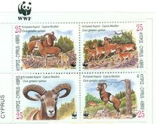 MOUFLONS - MOUFLON OF CYPRUS & WWF 1998