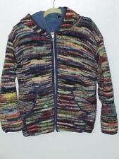 Zip Hooded Wool Medium Knit Women's Jumpers & Cardigans