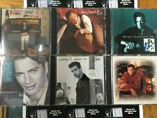Harry Connick Jr Eleven 20 25 30 She When My Heart Finds Christmas 6 CD's nice