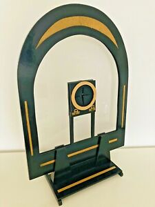 'DOVE THROUGH GLASS' BY JACK HUGHES RARE VINTAGE MAGIC CONJURING PROPS TRICK