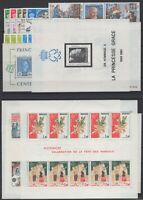 AP140606/ MONACO / LOT 1981 - 1985 MINT MNH - CV 210 $
