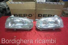 VW GOLF 3 III 91 97 Faro fanale proiettore headlight lens headlamps light DEPO