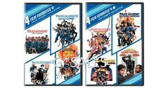 Police Academy 1 2 3 4 5 6 7 Complete Series Collection DVD SET + Loaded Weapon
