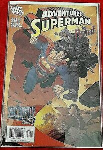 °ADVENTURES OF SUPERMAN #642 Sacrifice Part 3 von 4°US DC 2005