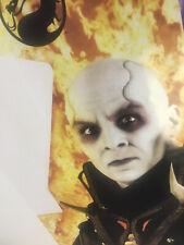 Mortal Kombat 4 Arcade Side Art Artwork Mk4 Decal Overlay Sticker Cpo Midway