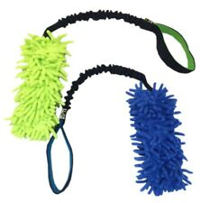 Paws Made Bungee Snoodle Dog Agility Flyball Tug Tugger Reward Bright