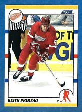 KEITH PRIMEAU 1990-91 Score Rookie/Traded (ex-mt) Detroit Red Wings Rookie