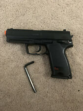 HK USP Airsoft Pistol 370 FPS with .20g bbs