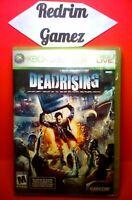 Dead Rising XBOX 360 Video Games
