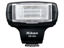 Nikon Flash Speedlight SB-400 number NEW