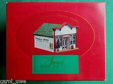 HALLMARK Sarah Plain & Tall MRS PARKLEY'S GENERAL STORE Great for Train Sets-NIB