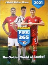 STICKERS IMAGE VIGNETTE - PANINI FOOT - FIFA 365 - 2021 - 341 a 449 - a choisir