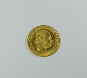 Goldmünze - 1 Dukat - Österreich 1915 - Gold 986 / 1000 - Gebrauchter Zustand
