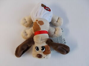 Pound Puppies Newborn Light Brown and Brown  8""