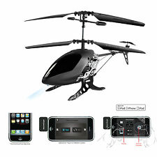 Akita BlackEagle Remote Controlled Helicopter 30M range Free App