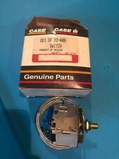 Case IH Steiger thermostatic switch 22-489
