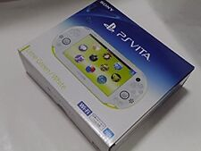 PlayStation Vita Wi-Fi Console System PCH-2000 LIME GREEN WHITE PS Vita