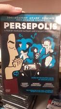 Persepolis (DVD, 2008) FREE FIRST CLASS SHIPPING !!!!!