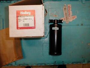 NOS 1960-7 BUICK CADILLAC CHEVROLET OLDSMOBILE A/C RECEIVER DRIER