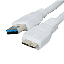 USB PC MAC DATA SYNC CABLE LEAD CORD FOR FREECOM EXTERNAL PORTABLE HARD DRIVE