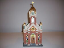 Holy Name Church by Dept.56, Christmas In the City