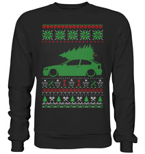 glstkrrn E46 Coupe Ugly Christmas Sweater