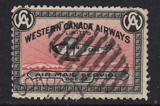 Canada Semi-Official Air Mail Issue #CL40  Used