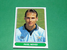 N°74 PAVEL NEDVED LAZIO CALCIO PANINI EUROPEAN FOOTBALL STARS 1996-1997