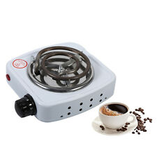 220V 15 x 15 x 5.5cm Electric Stove Plate Kitchen Cooker Milk Heater Hotplate SS