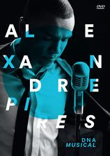 DVD ALEXANDRE PIRES = DNA MUSICAL pre-venda Só Pra Contrariar NOVO LACRADO NEW!